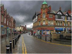 Wigan, England: Where many of my aunts and uncles were born.