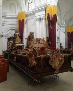Arca de la alianza. #CucuruchoenGuatemala
