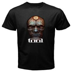 New TOOL Lateralus *Mummy Logo Rock Band Men's Black T-Shirt Size S To 2XL O Neck T Shirts Male Low Price Steampunk