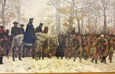 In contrast, the Continental Army was a rag tag bunch at best. There were no professional soldiers, few men had real fighting experience and there was little money for uniforms, weapons or training. Throughout the Revolutionary War, Americans lost more battles than they won.
