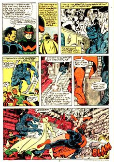 The Avengers (1963) Issue #160 - Read The Avengers (1963) Issue #160 comic online in high quality