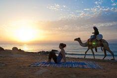 Yoga og Meditationsferie Sinai | 9. - 16. november 2013 | Munonne - Alternative og spirituelle rejser - Munonne