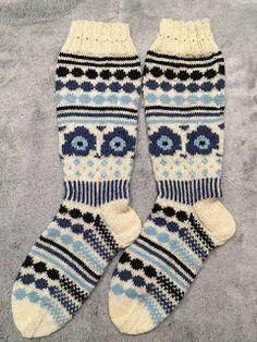 Fair Isle Knitting, Knitting Socks, Marimekko, Adidas, Crochet, Diy, Handmade, Fashion, Tricot