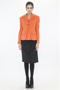 Love the colour of this jacket - by Trelise Cooper (Boardroom Collection). Modern Fashion, Style Icons, Fashion Inspiration, Dresses For Work, Glamour, Colour, Clothes For Women, Purple, Jackets