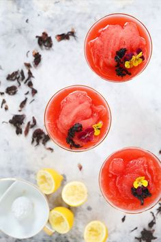 STRAWBERRY HIBISCUS