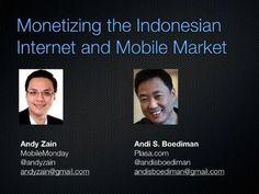 digital monetizing