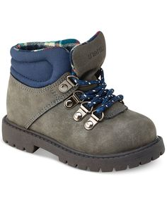 Christmas 2015 gift for our grandson. Carter's Little Boys' Boots - Kids & Baby - Macy's