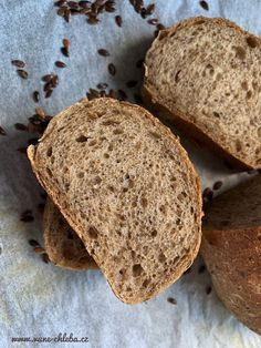 Lněné večky – Vůně chleba Bread, Food, Brot, Essen, Baking, Meals, Breads, Buns, Yemek