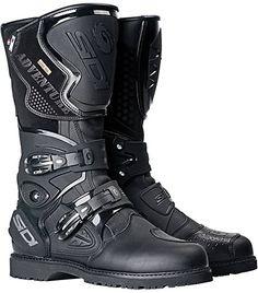 Sidi Adventure boots - 10/10 from Adventure Bike Rider Magazine (Feb 2014)