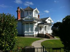 My favourite villa in Herne Bay, Auckland, New Zealand