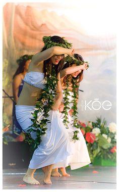 the hawaiian dancers