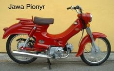 2006 new Pionyr Small Motorcycles, 4 Wheelers, 50cc, Java, Motorbikes, Vehicles, Vintage, Swiss Guard, Motorcycles