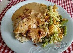 Nejlepší recepty z masa   NejRecept.cz Pesto, Yummy Food, Meals, Ethnic Recipes, Top Recipes, Eat Lunch, Food Dinners, Popular Recipes, Delicious Food