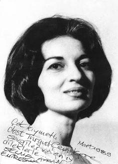 Selma Emiroğlu, ilk kadın karikatüristimiz. (1927-2011)