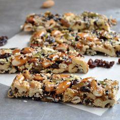 Copycat Kind Bars: Fruit Nut & Seed Recipe