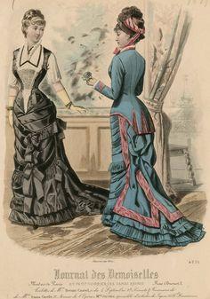 Journal des Demoiselles 1879