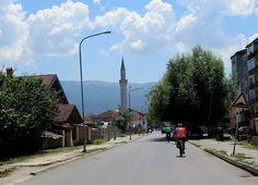 Biking in Albania brings you into villages you would not visit otherwise © 2016 Karen Rubin/gongplacesfarandnear.com