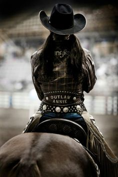 Cowgirl..