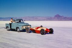 Rare Kodachromes of 1950s Hot Rods to Send your Heart Racing | Messy Nessy Chic