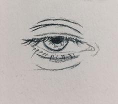 Beautiful art drawings sketches animation 54 new Ideas Pencil Art Drawings, Art Drawings Sketches, Arte Sketchbook, Drawing Eyes, Drawings Of Eyes, Boy Drawing, Art Hoe, Aesthetic Art, Art Tutorials
