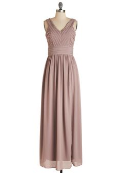 Starlit Slow Dance Dress. #blush #prom #wedding #bridesmaid #modcloth $100