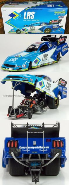 Other Diecast Racing Cars 45354: New And In Stock 2017 Tim Wilkerson Levi, Ray, Shoup Shelby Mustang Nhra Funny Car -> BUY IT NOW ONLY: $89.95 on eBay!