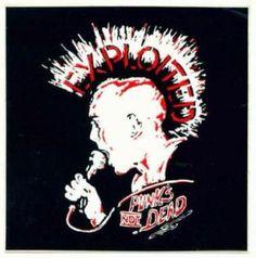 130 The Exploited Ideas Punk Rock Exploitation Punk