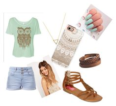 """Untitled #49"" by smithtiffe on Polyvore featuring Wanderlust + Co, POP, Casetify and Pieces"