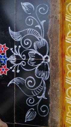 40 Trendy Ideas for fine art sketchbook inspiration drawings Free Hand Rangoli Design, Small Rangoli Design, Rangoli Designs With Dots, Beautiful Rangoli Designs, Paper Art Projects, Animal Art Projects, Rangoli Borders, Rangoli Border Designs, Sketchbook Inspiration