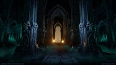 ArtStation - Darksiders 2 Homage, Jakob Gavelli