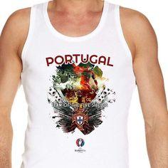 #Euro2016 #PORTUGAL #FiveShields #TeamofShields #CristianoRonaldo #LuisFigo #vest #tanktop #EUFA #EUFA16 #PES #Football #Sports #Championship #European #Season2016 Portugal Team, Cristiano Ronaldo, Vests, Euro, Tank Man, Football, Tank Tops, Sports, Men
