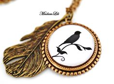 ♥ Naturelove ♥ Nostalgic Necklace $19€