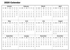 Choose Free Yearly 12 Month Calendar One Page Template Printable with Holidays, Printable 2020 Calendar Template, Yearly Blank Calendar for 2020 Editable Notes. All Year Calendar, Printable Yearly Calendar, Free Printable Calendar Templates, Calendar 2019 Printable, Calendar Layout, Online Calendar, Free Calendar, Print Calendar, Calendar Pages
