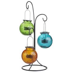 Hanging Sunburst Lanterns on a Stand -Pier 1- Bought these today..so pretty in person. $14.00