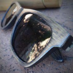 "@westwoodsun's photo: ""Westwood Wooden Sunglasses - Classic Smoke"""