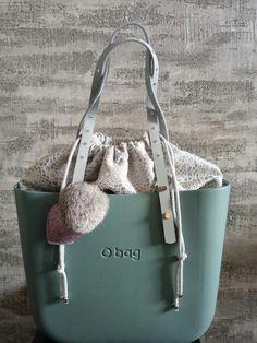 My obag love, Atlantic and grey O Bag, Bucket Bag, Spring Fashion, Clock, Handbags, Wallet, Halloween, Grey, My Style
