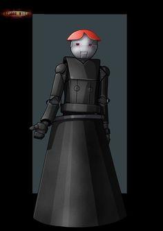 anne droid by nightwing1975.deviantart.com on @DeviantArt
