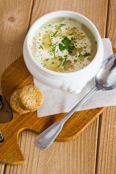 Maronensuppe für die kalte Jahreszeit. Gefunden auf dem Blog pimalbutter.
