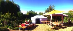 Lots of great time in this yurt!!