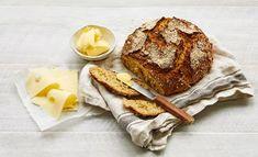 Bread Dumplings Recipes, Bread Recipes, Cooking Recipes, No Bake Snacks, Bread Board, Sourdough Bread, Food N, Recipe Collection, Deli