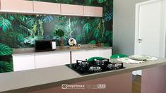 """Assista ao oitavo episódio da série """"PROJETO CRIATIVO""""! A Imprimax forneceu espaço e materiais para que arquitetos e designers de interiores esbanjassem toda a sua criatividade, mostrando as possibilidades da utilização de vinis autoadesivos na decoração de ambientes. Confira agora o resultado incrível e conceitual que a design de interiores Gabriela Dutra criou. Flat Screen, Designers, Vinyls, Architects, Creative, Creativity, Log Projects, Blood Plasma, Flatscreen"""