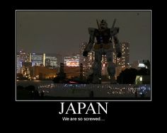 Nah, we'd be screwed if it was a life-sized Eva unit
