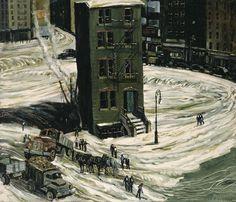 John R. Grabach, The Lone House, 1929