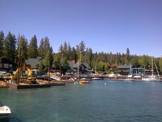 Tahoe City is Perfect.... You think so?