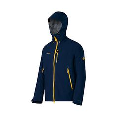 Mammut Masao Jacket - Men's Ski Jacket - 2016 - Christy Sports