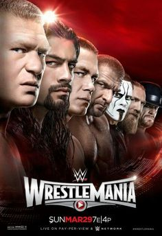 Wrestle Mania 2015