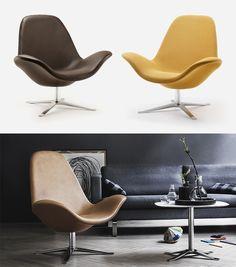 Core77 / Thomas Pedersen's 21st-Century Take on Mid-Century Modern Seating