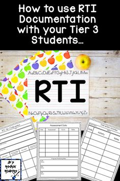JD's Rockin' Readers: RTI Progress Monitoring FREEBIE