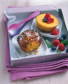 Zitronen-Cheesecakes mit Curry