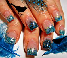 wow stunning! i wish i could have  ails let alone like these
